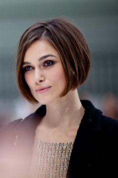 Kiera Knightly, round face hairstyles, round face celebrities, hairstyles